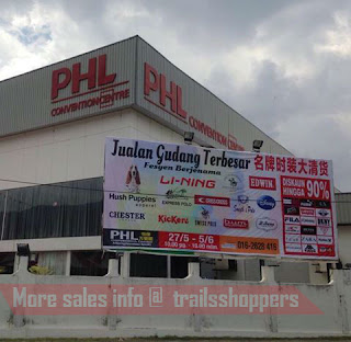 Jetz FFL Branded Warehouse Clearance Sales in Perak
