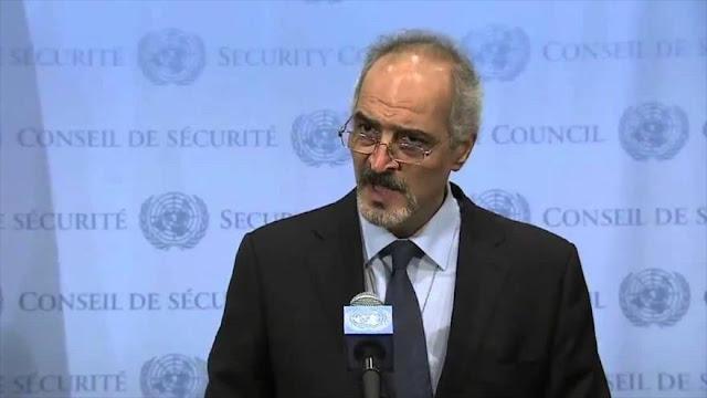 Siria acusa a EEUU y sus aliados de prolongar la crisis siria