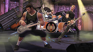 Guitar Hero Metallica (X-BOX 360) 2009