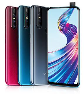 Buy Vivo V15 and get 5% cashback on SBI debit/credit cards and get 3.3TB Jio data