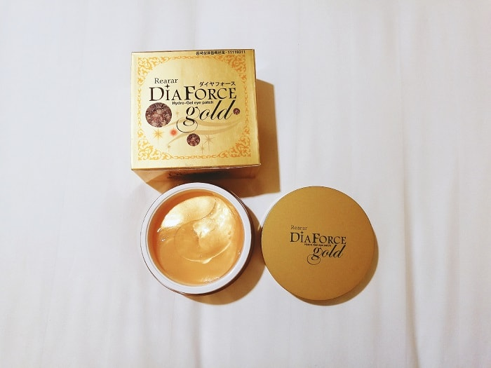 Review: DiaForce Gold Hydrogel Eye Patch