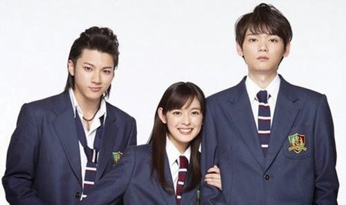 Nụ Hôn Tinh Nghịch Nhật Bản - Itazura Na Kiss- Love In TOKYO VietSub (2013)
