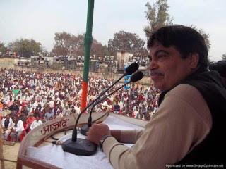 gadkari-senseless-in-election-rally
