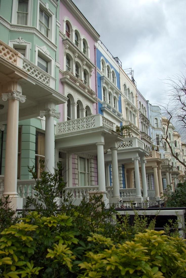 Notting Hill London: U.K. Notting Hill, London