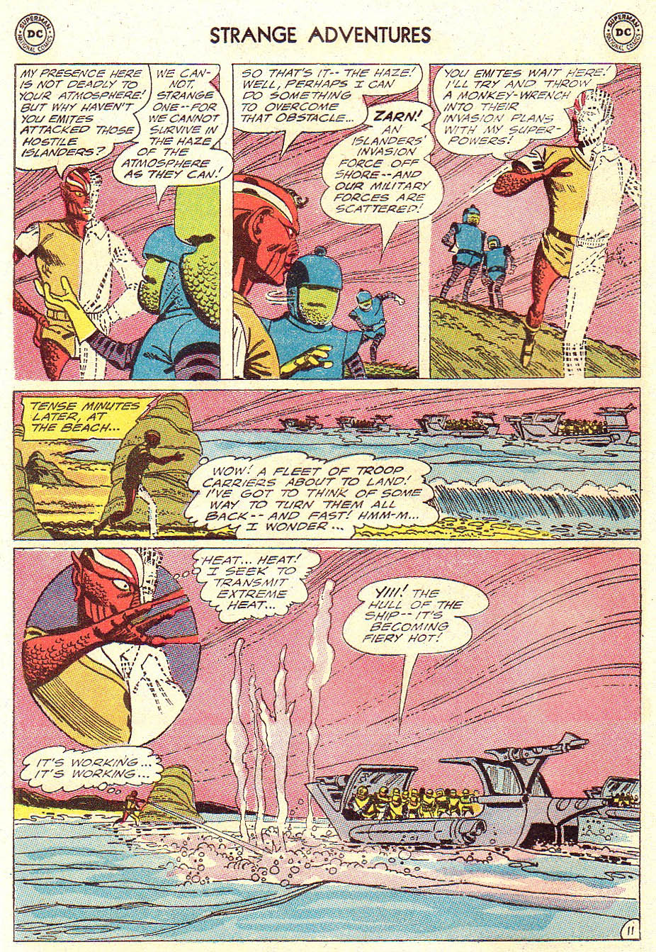 Strange Adventures (1950) issue 181 - Page 16