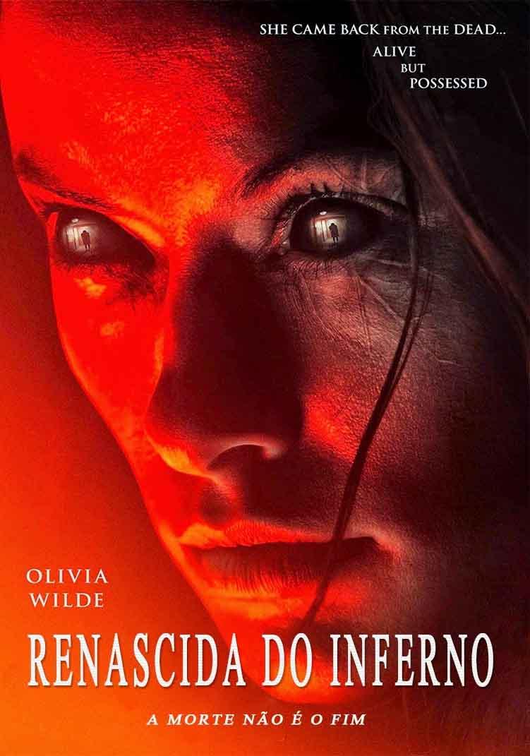 Renascida do Inferno Torrent - Blu-ray Rip 1080p Dual Áudio (2015)