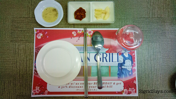 Korean Grill Bacolod restaurant
