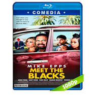 Conociendo a los Blacks (2016) BRRip 1080p Audio Dual Latino-Ingles