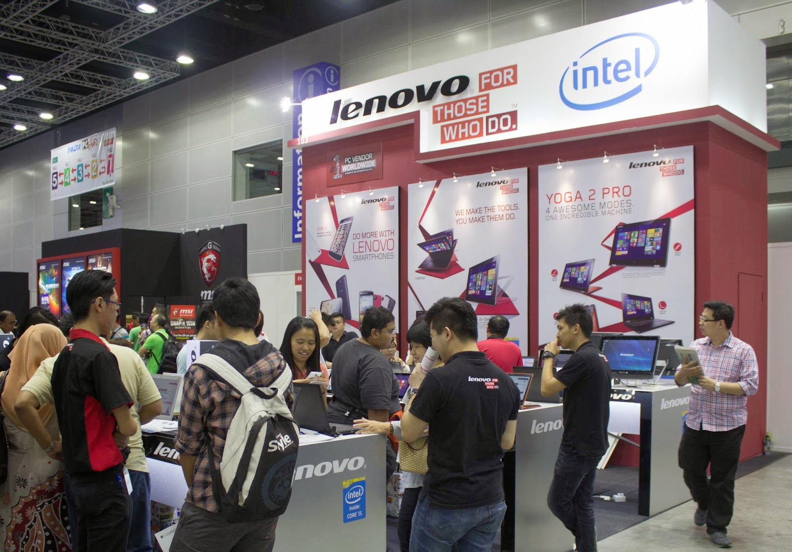 Coverage of PIKOM PC Fair 2014 @ Kuala Lumpur Convention Center 289