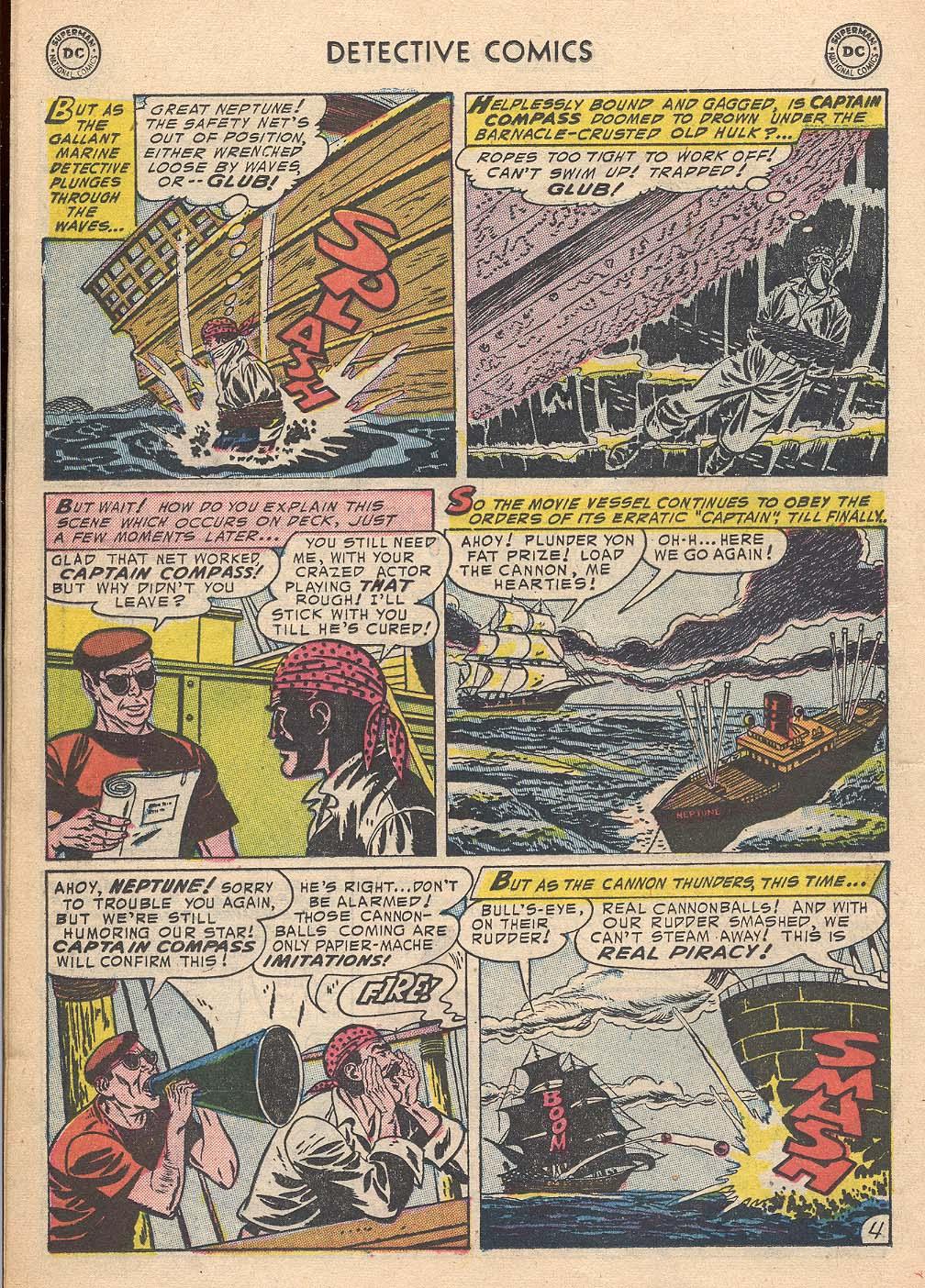 Read online Detective Comics (1937) comic -  Issue #210 - 28