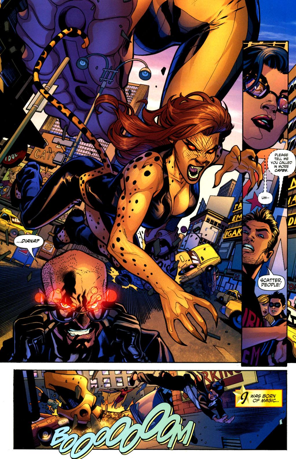 Read online Wonder Woman (2006) comic -  Issue #2 - 20