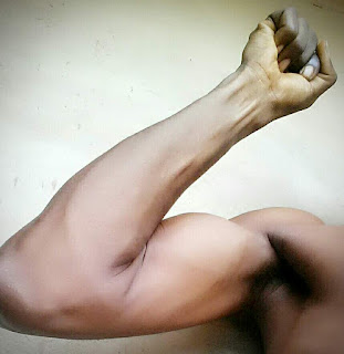 Physically fit elbow and shoulder