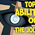 Top 3 Abilities Of The Jougan