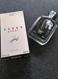Vabun Sport - Zapach dla każdego mężczyzny