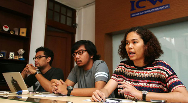 Terkait OTT Anggota DPR, ICW Kritik Parpol