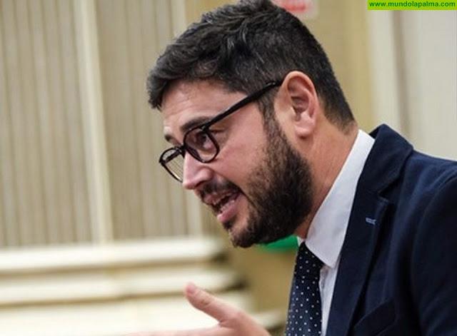 Qadri se muestra muy crítico ante el recorte presupuestario de la carretera del Norte, que pasa de 4 millones de euros a 1 millón
