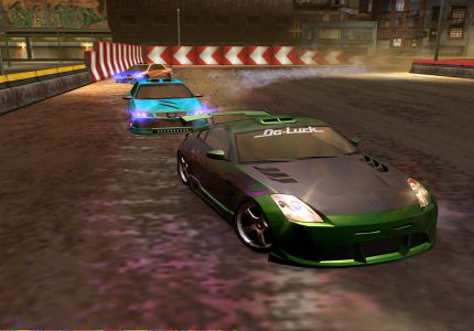 Download Need For Speed Underground 2 Compressed Game For PC