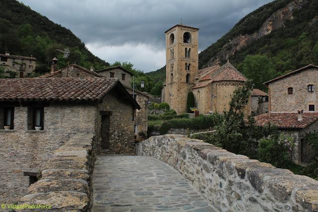 Els pobles més bonics de Catalunya, Alta Garrotxa, Ripollès, Pirineus catalans, Girona, Art Romànic
