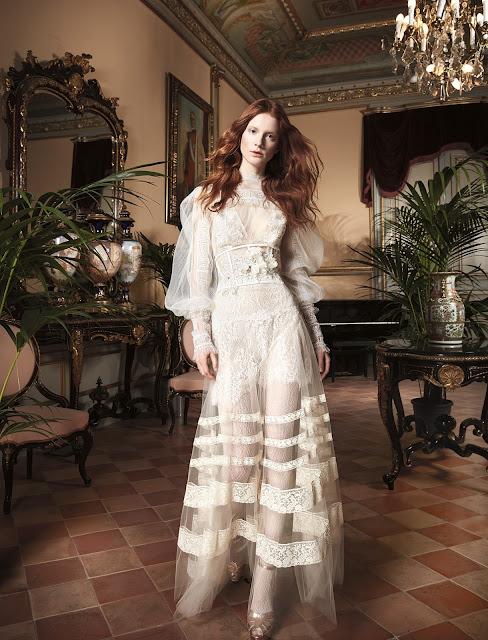 Wedding Wednesday Designer Spotlight: Yolan Cris