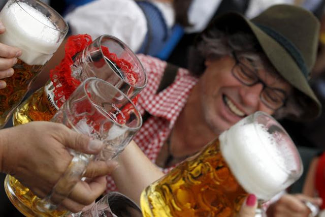 Read These Ten Reasons Why Beer Is Actually Good For You!