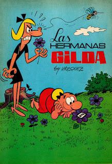 Portadilla de los Olé de Las Hermanas Gilda