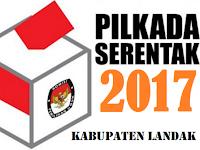 Hasil Quick Count Terbaru Pilkada Landak 2017