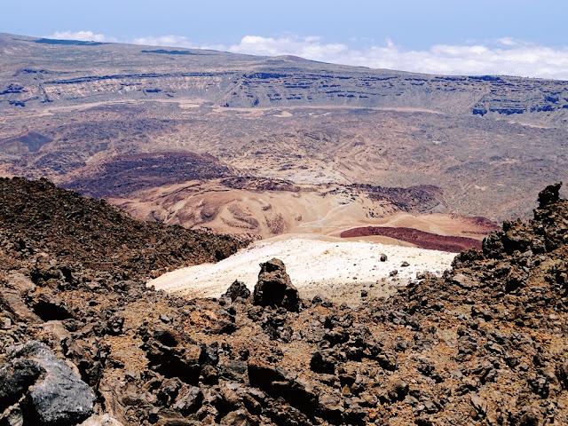 Park Narodowy Teide, Teneryfa