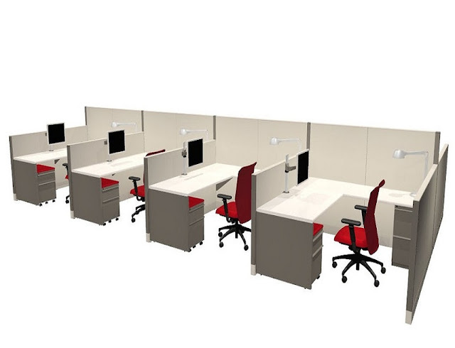 best buy modern office furniture modular for sale
