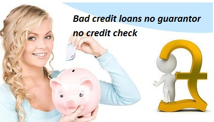 Bad Credit Loan >> How To Get Loans For Bad Credit Without Any Guarantor