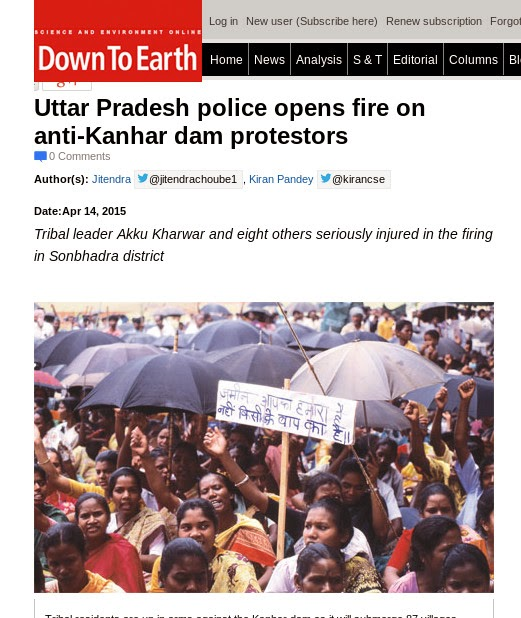http://www.downtoearth.org.in/content/uttar-pradesh-police-opens-fire-anti-kanhar-dam-protestors