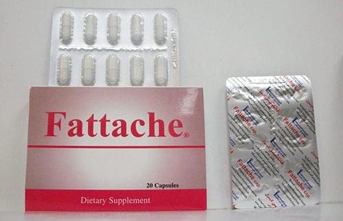 سعر ودواعى إستعمال فاتاشى Fattache كبسولات لإنقاص الوزن