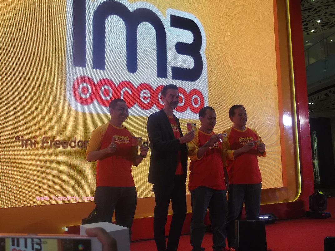Tiamartyalzahira Indosat Ooredoo Lebih Bebas Dan Transparan Paket Freedom Combo M Rangkaian Peluncuran Ini Diselenggarakan Serentak Di Empat Kota Dikemas Dengan Sangat Menarik Karena Selain Ngobrol Langsung Seputar