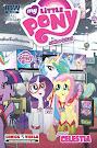 My Little Pony Micro Series #8 Comic Cover New York Comic Con Comics World Variant
