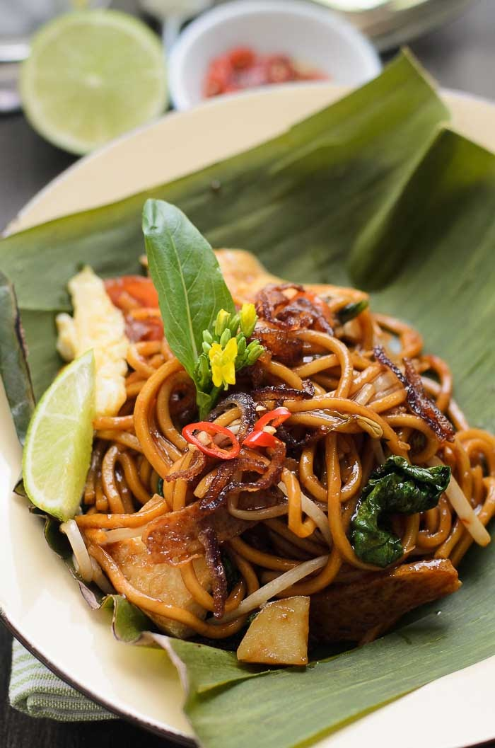Tasty Spicy Mee Goreng