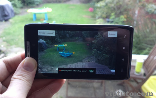 utiliser smartphone comme camera usb