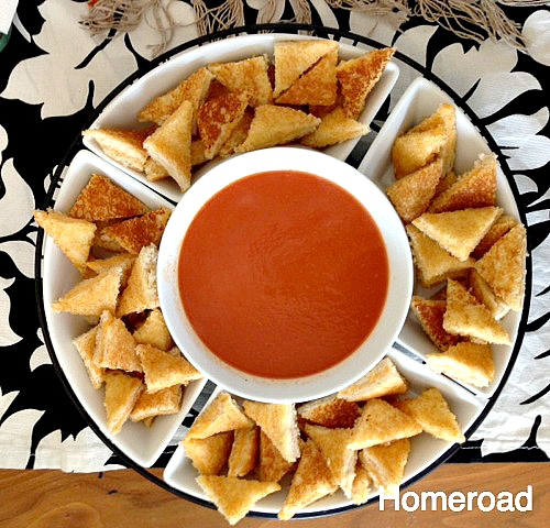 Easy Football Party Appetizers. Homeroad.net