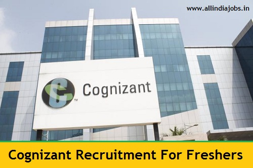 Cognizant Recruitment 2018-2019 | Job Openings For Freshers