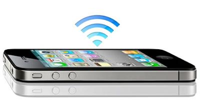 Cách phát Wifi từ iPhone 7 Plus nhanh chóng