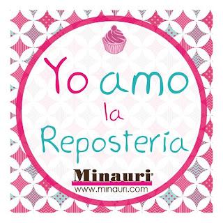 YO AMO LA REPOSTERIA - Love Pastry - I Love cooking
