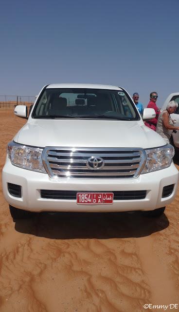 Jeep safari with Zahara Tours ~ Oman by ©Emmy DE