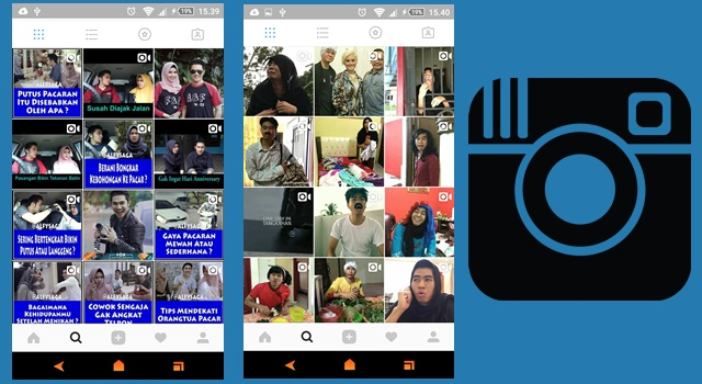 Cara Download Video Instagram Di Android Tanpa Aplikasi Menit Info