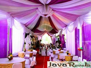 Sewa Tenda Dekorasi VIP - Penyewaan Tenda VIP Acara