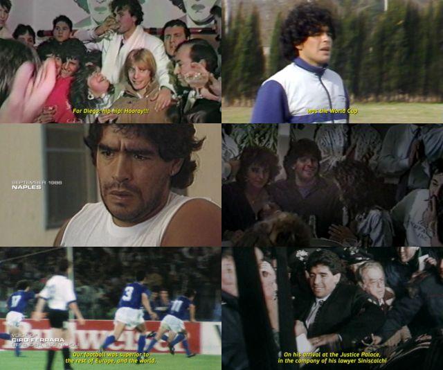 Diego Maradona (2019) HD 1080p - Documental