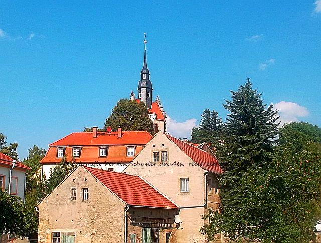 Kirche in Dresden Weißig
