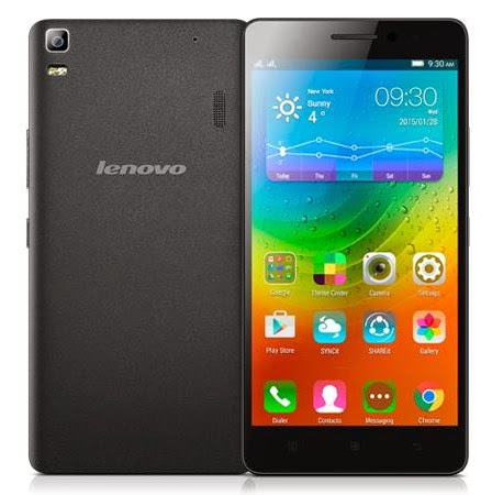 Gambar dan harga Lenovo A7000