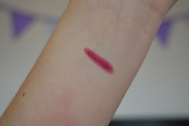 Nars Velvet Matte Lip Pencil in 'Damned'