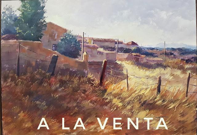Juzbado, certamen de pintura, Medio rural, Salamanca