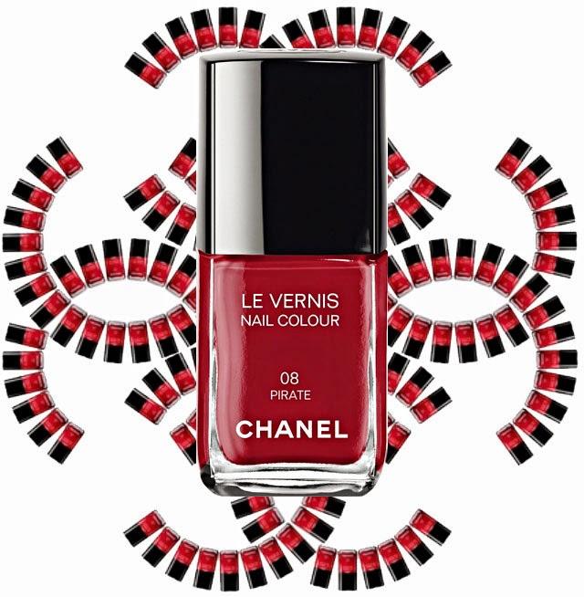 CHANEL timeless nail polish colors