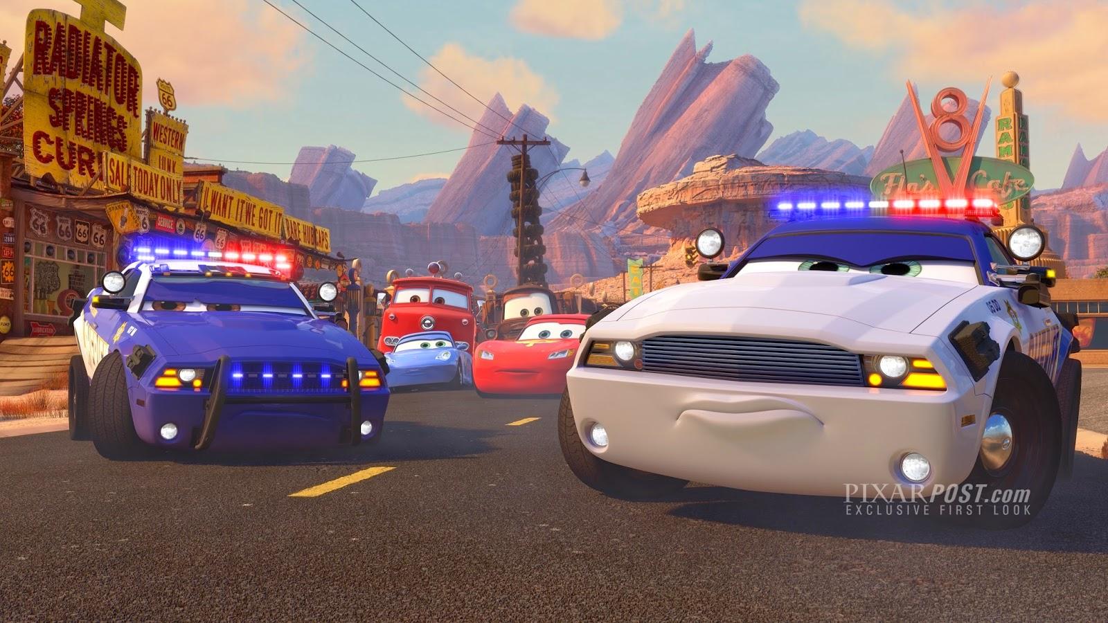 Cars Pixar Game Wiki