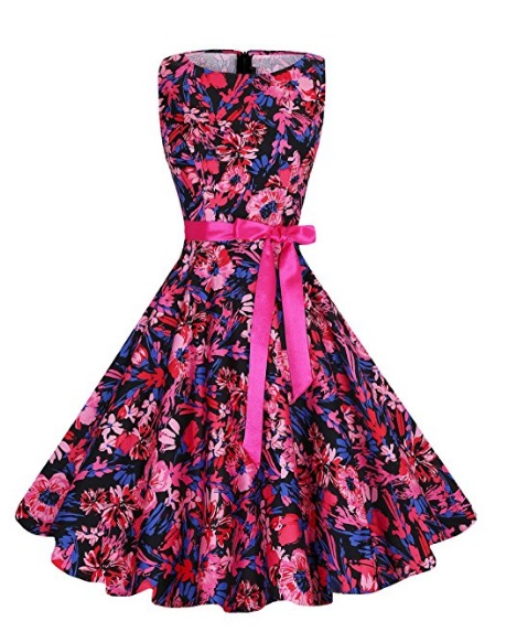 vintage rockability dress 1950s fashion - Amazon dresses I want